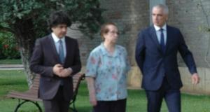 El Secretario de Estado de Servicios Sociales visita el Centro