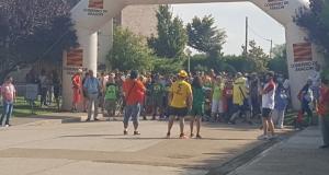 5ª EDICIÓN DE LA MARCHA DEPORTIVA ESTIGMA CERO CON LA SALUD MENTAL EN ZARAGOZA