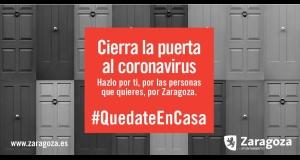 CIERRA LA PUERTA AL CORONAVIRUS