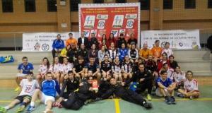 Éxito de participación en el III Torneo del Día Mundial de la Salud Mental