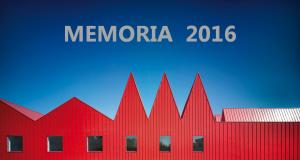 La memoria del  año 2016