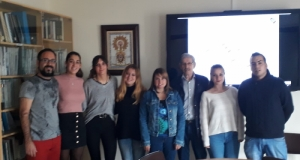 REUNION ANUAL DE LOS VOLUNTARIOS DEL CENTRO