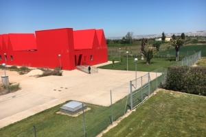 Vista Global nuevo modulo del Centro Nuestra Señora del Carmen Zaragoza