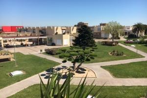 Vista Global del Centro Nuestra Señora del Carmen Zaragoza